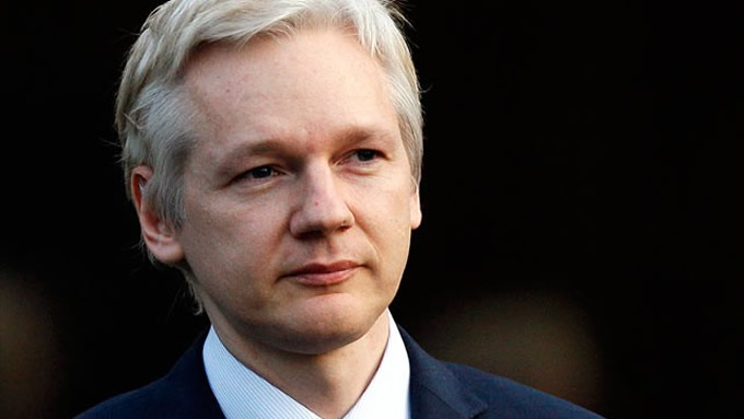 Julian Assange is no hero